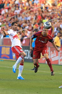 MLS: SEP 4 New York Red Bulls at Real Salt Lake