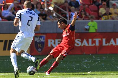 MLS: SEP 18 Chicago Fire at Real Salt Lake