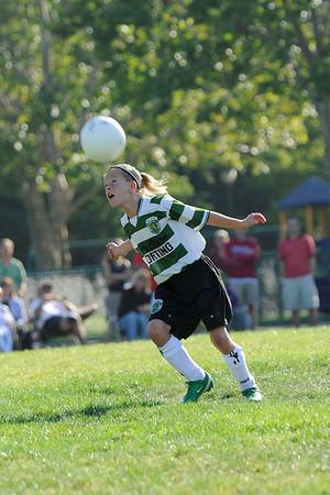 Santa Clara Sporting Green vs. MP Strikers  GU11 2008-09-13