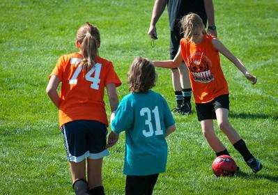 Scarlett Soccer
