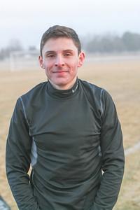 Scottsbluff Boys Soccer #4 Anthony Parra