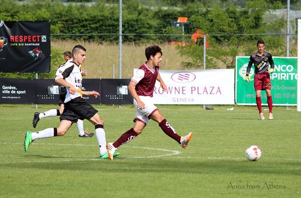 Servette FC - NAC Breda