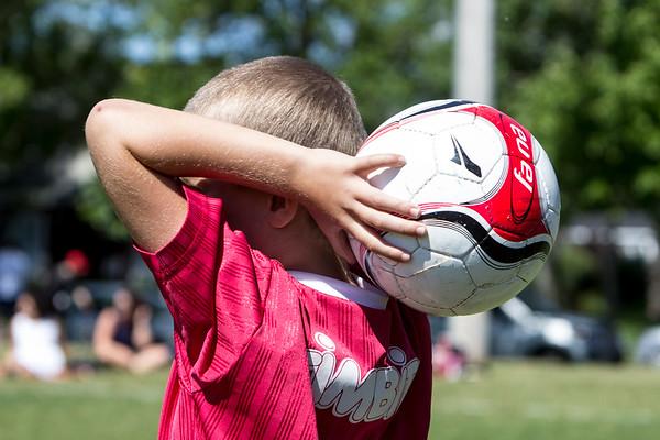 Soccer Été 2013