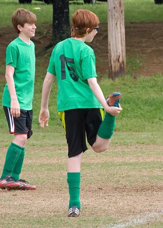 Soccer 25-April