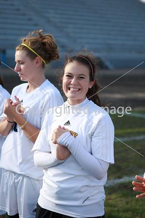 2009-10-08 JFK Soccer Girls 12 vs Chanhassen