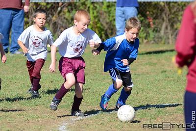 Soccer - I.C. 1st/2nd Graders