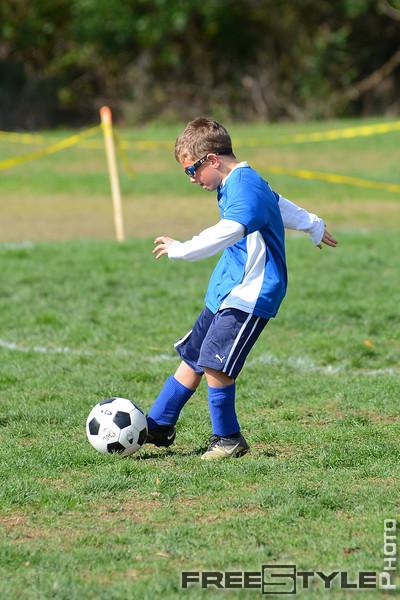 Soccer - I.C. 3rd/4th Graders