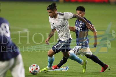 MLS 2021: New England Revolution and Los Angeles Galaxy MAR 31