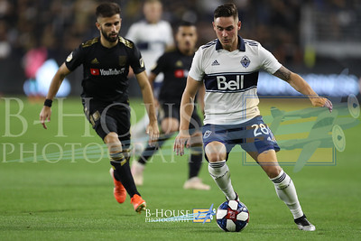 MLS 2019: Vancouver Whitecaps and Los Angeles FC JUL 06