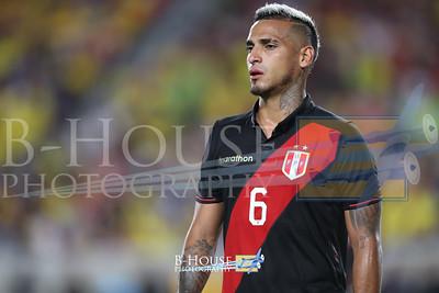 SOC 2019: Peru vs Brazil SEP 10