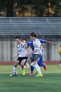 South Lakes @ Yorktown Boys JV Soccer (12 Mar 2015)