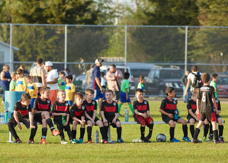 Rogers Veterans Park | Rogers, AR | Rogers Activity Center Youth Soccer | U(