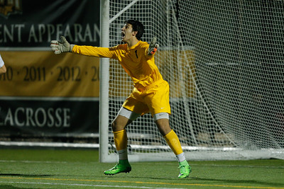 Chaminade defeats St. Anthony's in the NSCHAA Boys Soccer Final Adelphi's Motamed Field 11/4, 2015