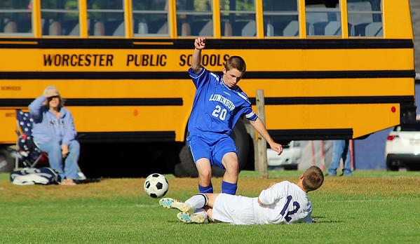 St. B's Boys Soccer