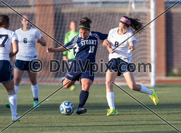 Stuart @ W-L Girls JV (13 Apr 2015)
