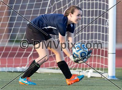 Stuart @ W-L Girls Varsity Soccer (13 Apr 2015)
