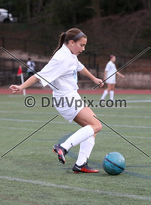 TC Williams @ Yorktown Girls JV Soccer (10 Mar 2016)