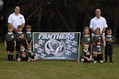 Panthers 2008 Team Photos