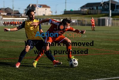 Challenge Trophy Soccer Tournament AB vs NB @ Mount Pearl