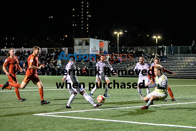 Challenge Trophy Soccer Tournament BC vs NL at King George IV
