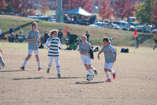 Game 3 vs U11 Cabarrus Select