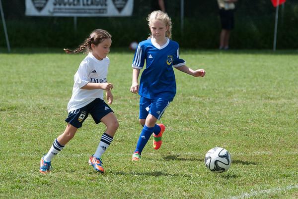 2014-09-06 Game 1 vs MYSA