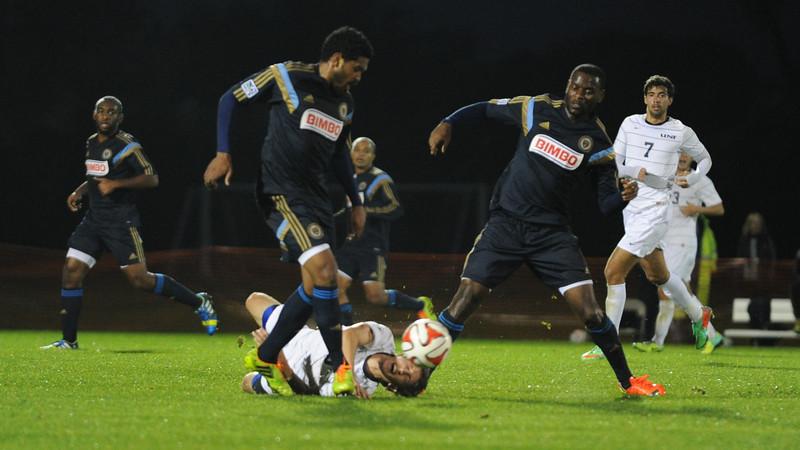 UNF Ospreys vs Philadelphia Union