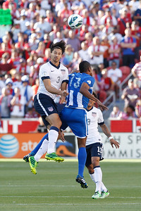 SOCCER: JUN 18 USA v Honduras