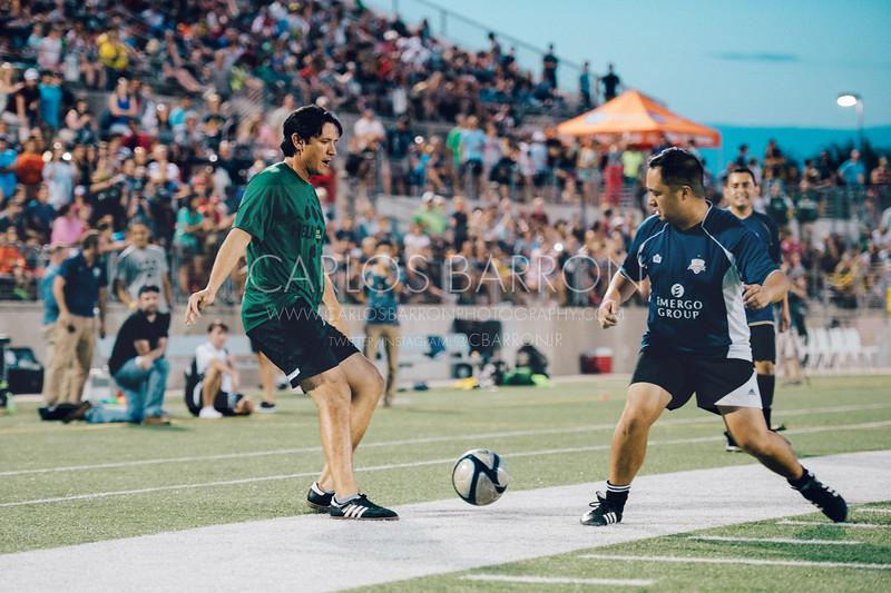 Austin Aztex vs Portland Timbers 2
