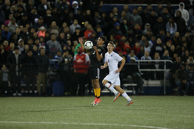 Uniondale vs Syosset Boys Soccer Nassau AA final | Credit: Chris Bergmann Photography
