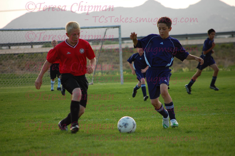 Avalanche Boys Soccer