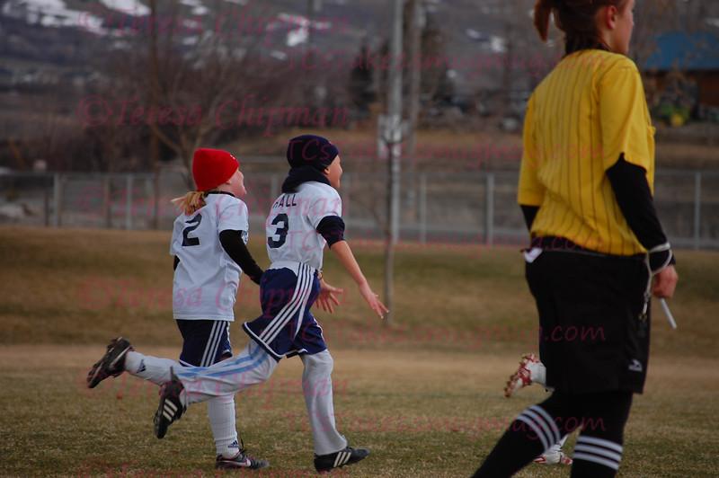 Avalanche Girls Soccer