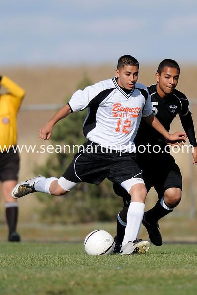 Soccer Valley at Bennett 10-1-09