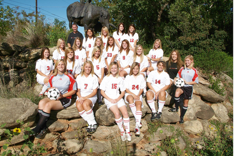 2007 Lady Coyotes