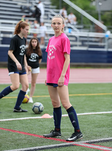 Yorktown @ W-L Girls Soccer (02 May 2019)
