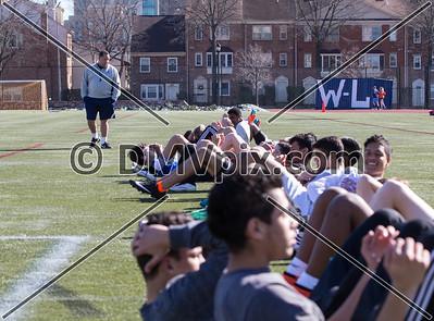 W-L Boys JV Soccer (12 Mar 2015)