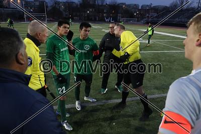 Wakefield Boys Soccer (12 Mar 2018)