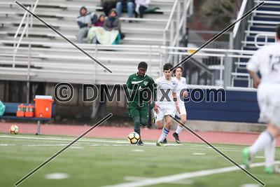 Wakefield Boys JV Soccer (12 Mar 2018)