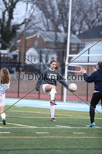 Wakefield @ Yorktown Girls Soccer (14 Mar 2018)