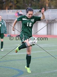 Wakefield @ Yorktown Girls Soccer (20 Apr 2016)