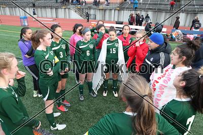 Wakefield @ Yorktown Girls JV Soccer (14 Mar 2018)