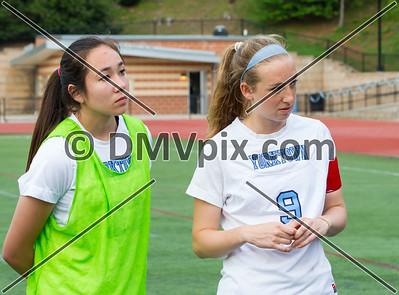 Wakefield @ Yorktown Girls Varsity Soccer (09 May 2014)