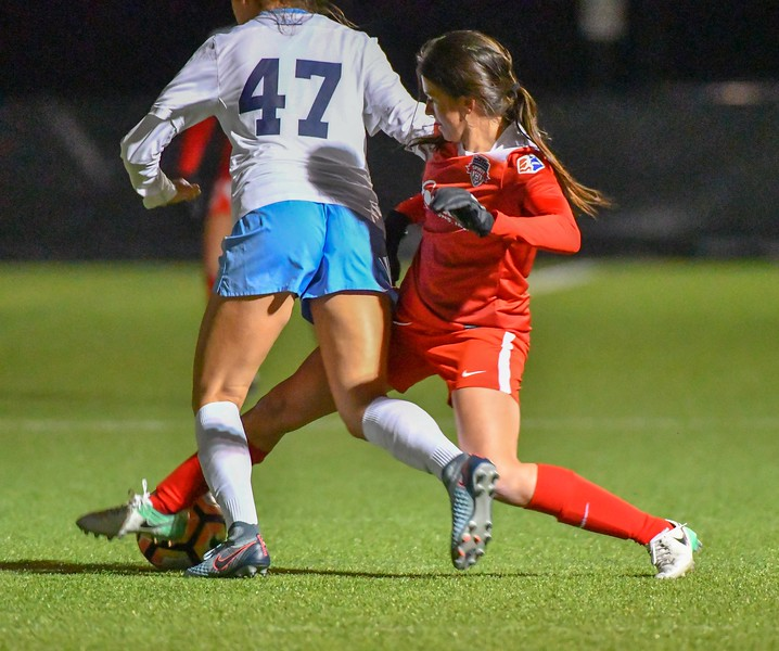 Washington Spirit vs UNC Womens Soccer, NWSL Preseason Match