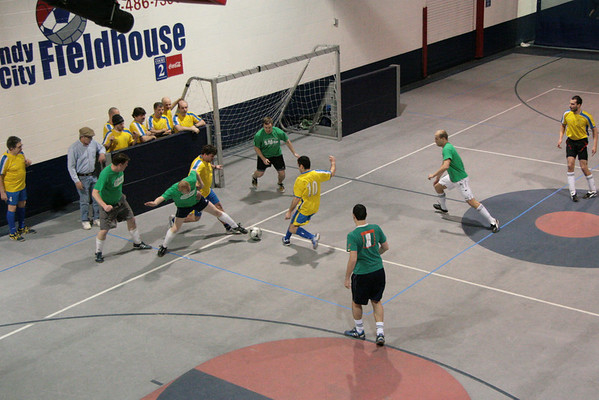 Windy City Fieldhouse Soccer