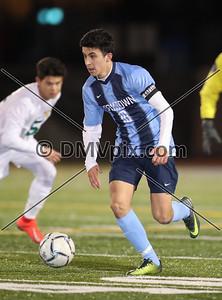 Woodbridge @ Yorktown Boys Soccer (04 Mar 2019)