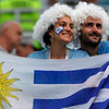 Russia Soccer WCup Uruguay France