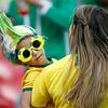 Russia Soccer WCup Brazil Belgium