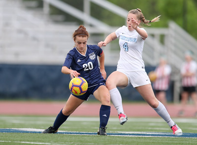 Yorktown @ W-L Girls Soccer (02 May 2019)