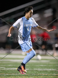 Yorktown @ Falls Church Boys Soccer (08 Mar 2017)