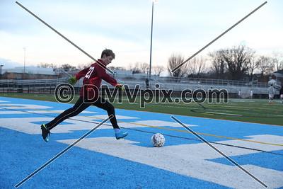 Yorktown Boys JV Soccer (08 Mar 2018)